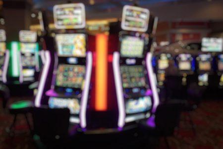 игровых автоматах
